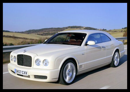 Bentley rental - commercial - ok