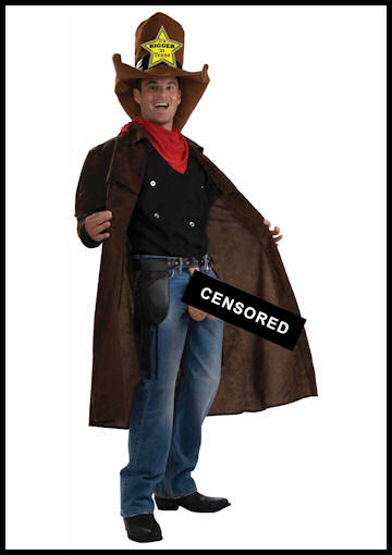 Bigger in Texas costume from Halloween Costumes at Link Share