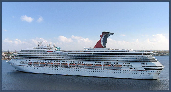 Carnival Cruise ship cc2.0