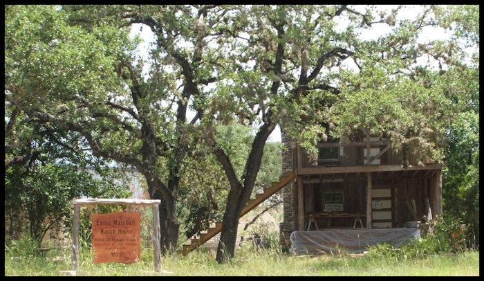 Eanes Marshall Ranch - Haunted by L.A. Cargill