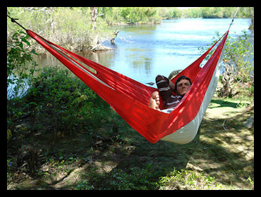 Easy Travel hammocks by Camping World