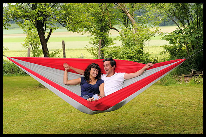Hammocks are awesome for camping! (LinkShare) Camping World