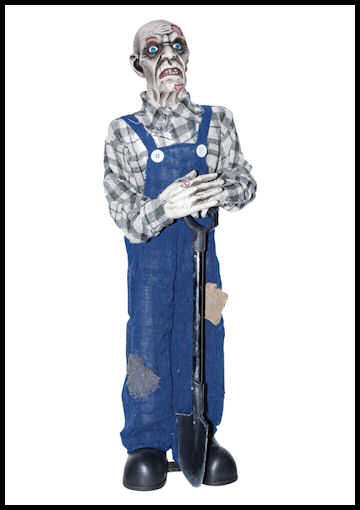 Standing Grave Digger by Halloween Costumes Link Share