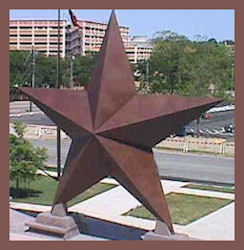 Star of Texas by L.A. Cargill