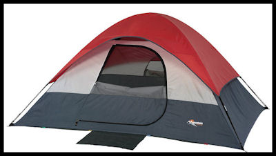 Find the perfect camping tent at Camping World
