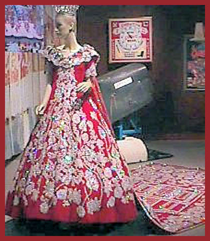 Ball Gown by L.A. Cargill