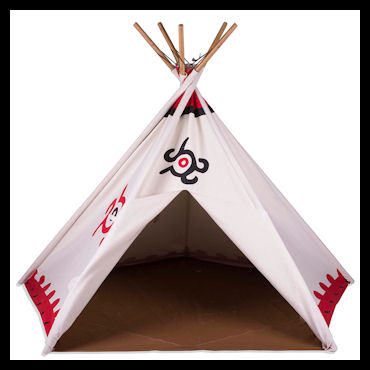 tipi tent camping world link LS