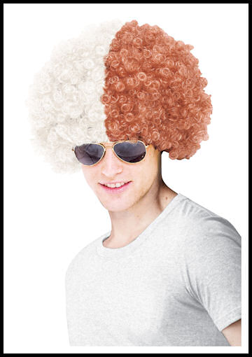 University of Texas at Austin Wig by Halloween Costumes at Link Share
